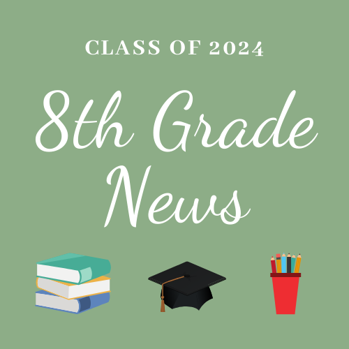 8th Grade Miscoe Hill News - Jan. 16th, 2020