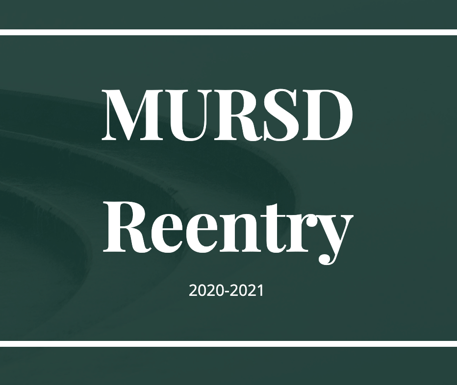 District Reentry Website